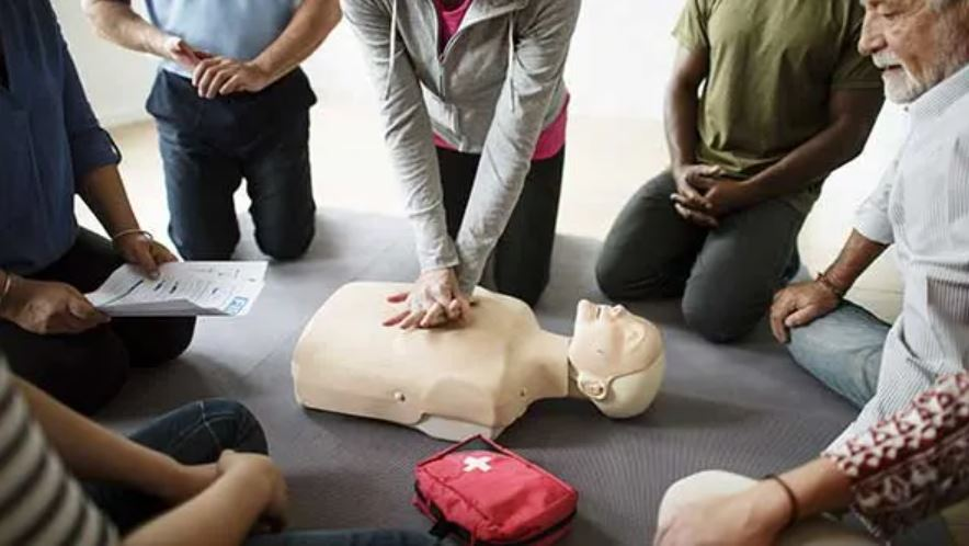 CPR First Aid Courses | Safetywave Sunshine Coast